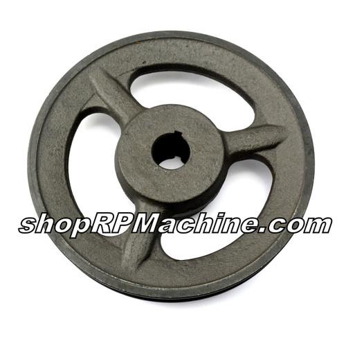 "Engel 6-3/4"" Machine Pulley"