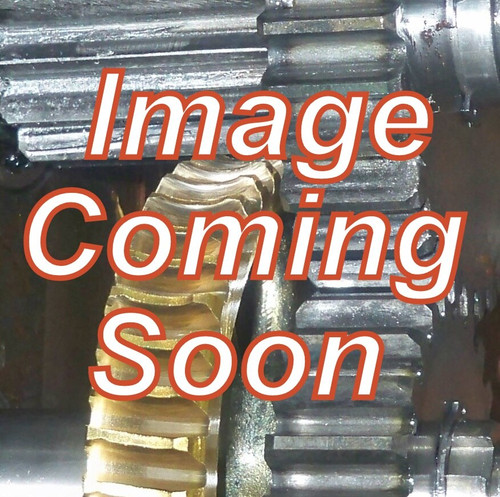 "DS00-0224 Bijur 5/32"" Brass Male Nut"