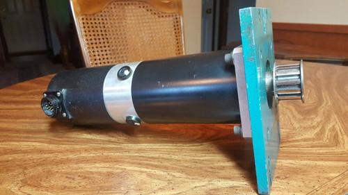 LF-LAA85769WPU Used Lockformer Servo Motor for Vulcan Plasma Table 2900
