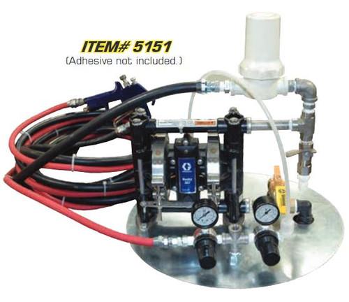 5151 Duro Dyne Super-Sprayfast Adhesive Applicator