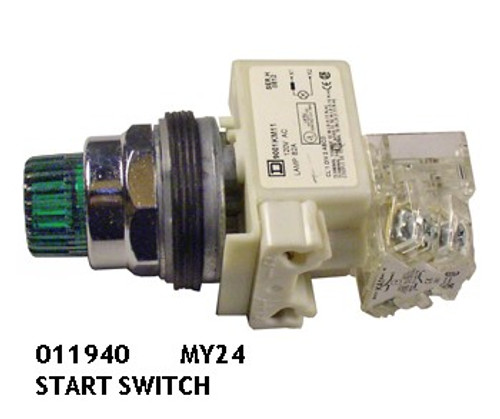 011940 Scotchman Start Switch Assy