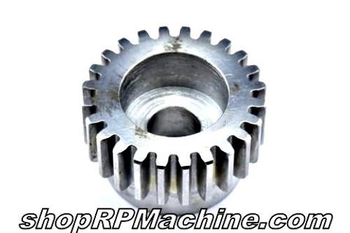 Engel G-9 Steel Spur Gear w/ Set Screw & Spring Recess