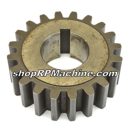 14-012 Flagler Roll Shaft Gear