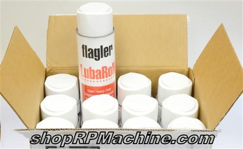 Flagler LubaRoll Degalvinizer Spray - CASE