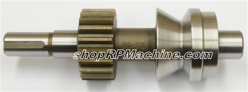 11046 Lockformer B2 Roll for 20 Pittsburgh
