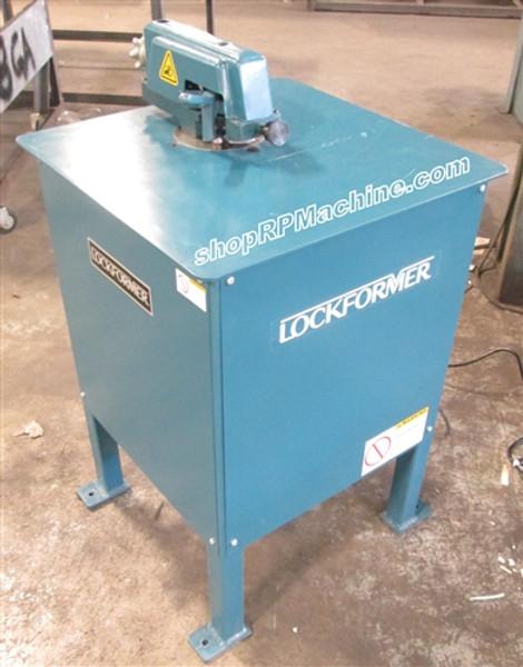 Lockformer LK 16 Auto Guide Flanger