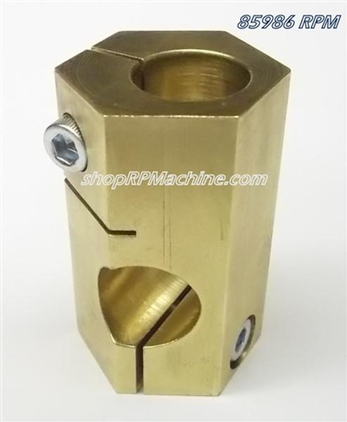 85986RPM Heavy Duty Brass Torch Holder for Vulcan Plasma Cutter
