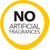 contains no artifical fragrance