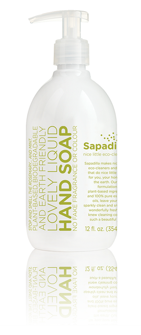 Smells HANDS Down Amazing This extra nice, biodegradable and earth-friendly liquid hand soap keeps things simple with plant-based ingredients, vegetable glycerin and uplifting blends of 100% pure essential oils. Delightfully cleansing and lightly moisturizing, it leaves your hands happy as can be