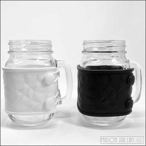 Mason Jar Lid Co Silicone Wrap