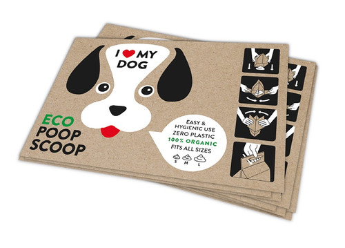 K9 Clean Eco Poop Scoop Bags