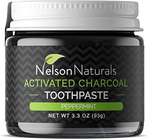 Nelson Naturals Original Zero Waste Toothpaste 93g