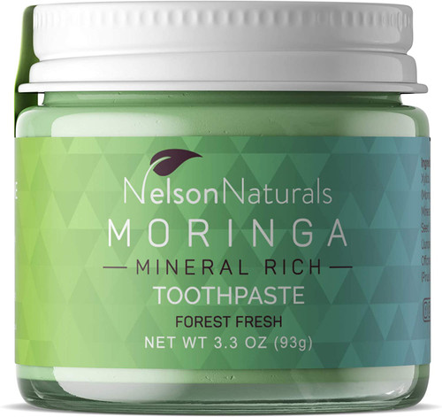 Nelson Naturals Moringa Mineral Rich Toothpaste 93g