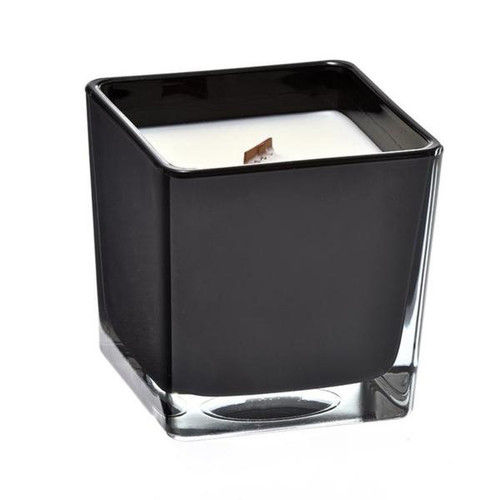 Jasmine- Made with clean burning coconut wax and wooden wick,  500ml (80 hour burn time).