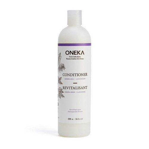This conditioner is great for all hair types and safe for coloured hair.