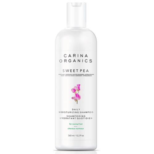 Carina Organics Moisturizing Shampoo - 360 ml