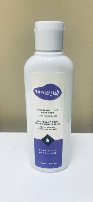 Diva Company Menstrual Cup Cleanser