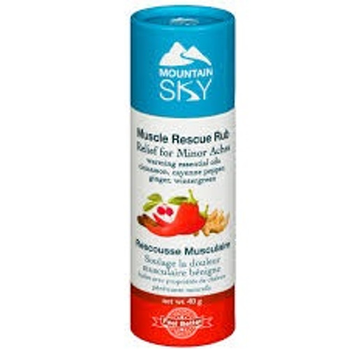 Mountain Sky Muscle Rescue Rub