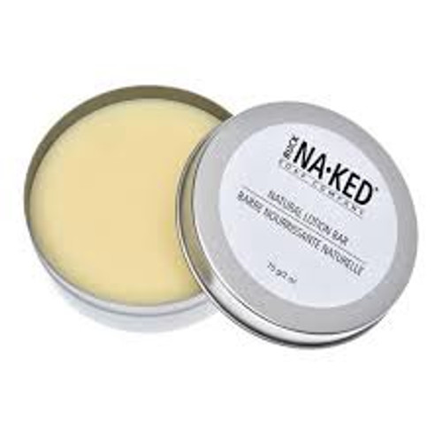 Buck Naked Soap Company All Natural Lotion Bar