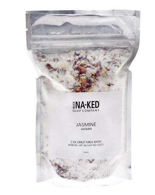 Buck Naked Soap Company Jasmine Coconut Bath Milk
