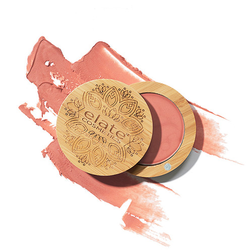 Elate Universal Crème combines hydration and protection with a colourful mineral finish on both lips and cheeks. Created with nourishing vegan and cruelty free ingredients, each unique shade flatters a range of skin tones, adding a fresh finish.