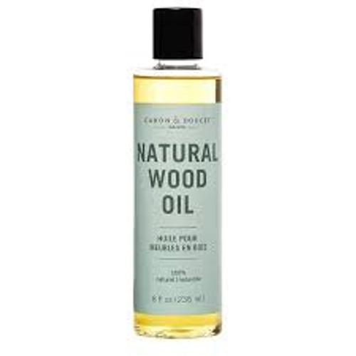 Caron & Doucet Wood Oil 8 oz