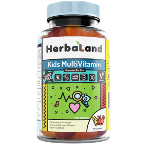 Multivitamins gummies for kids is our most advanced multi-vitamins and minerals formula yet with natural vitamin E from sunflowers and the most bio-available form of vitamin B12 (Methylcobalamin). These delicious gummies are made with our new plant-based, organic and sugar-free formula! It provides a balanced combination of 10+ essential vitamins and minerals.