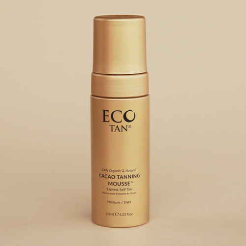 Eco Tan Cacao Tanning Mousse  Med-Dark
