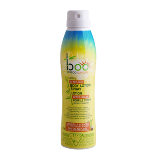 Boo Bamboo After-Sun Lotion Spray 170 g