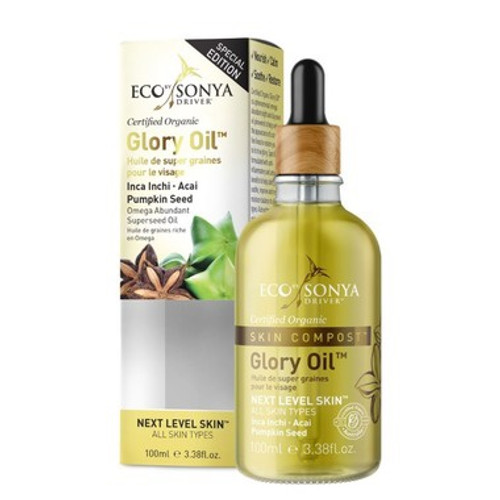 The holy grail. This supernatural, cold pressed oil, Glory Oil, is a powerhouse of omega 3, 6 & 9. There's not much it can't do, it's pure liquid gold.   Glory Oil offers compassion to your skin and is used on scars, fine lines, skin irritations and problematic skin - or just those that are chasing a radiant complexion.
