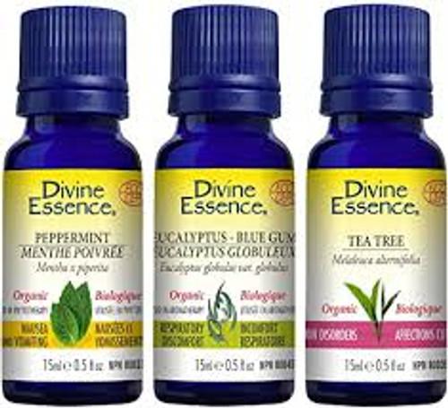 Divine Essence Essential Oils