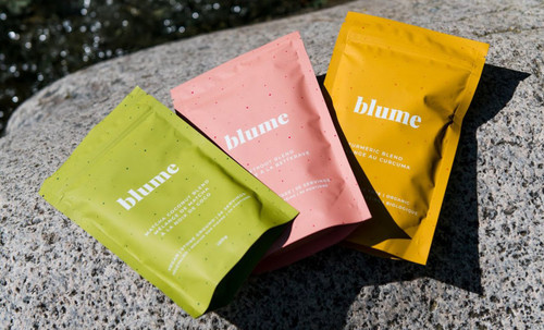 Our organic, vegan, and responsibly sourced superfood blends make lattes easy. From turmeric to matcha lattes you'll find a Blume mix that meets your bodies needs.