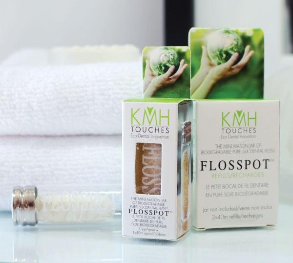 Flosspot Dental Floss