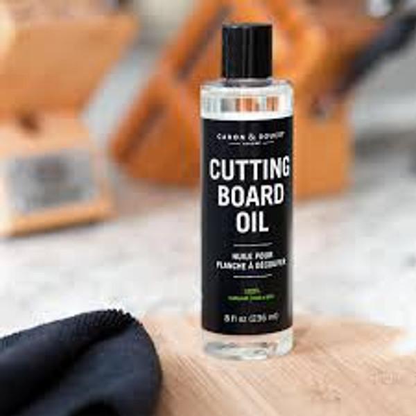 Caron & Doucet Cutting Board Oil 8 oz