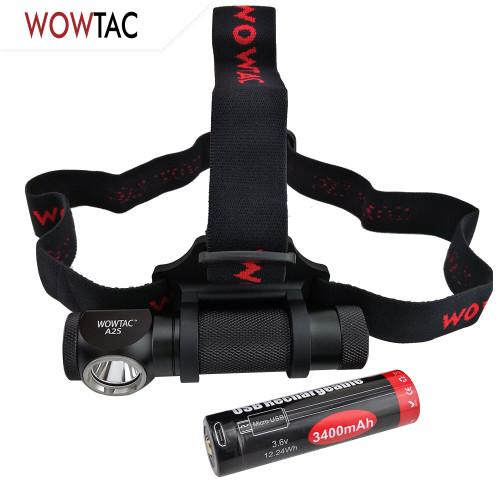 WOWTAC A2S Headlamp