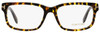 Tom Ford Rectangular Eyeglasses TF5313 056 Size: 55mm Vintage Havana/Gold FT5313