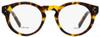 Celine Oval Eyeglasses CL41381 E88 Size: 47mm Blonde Tortoise 41381