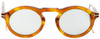Tom Ford Oval Sunglasses TF632 Grant-02 53A Blonde Havana/Gold 48mm FT0632