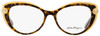 Salvatore Ferragamo Cateye Eyeglasses SF2755 245 Havana/Honey 51mm 2755