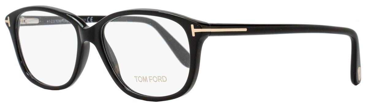 3e887eb1b28a Tom Ford Oval Eyeglasses TF5316 001 Size  54mm Black FT5316