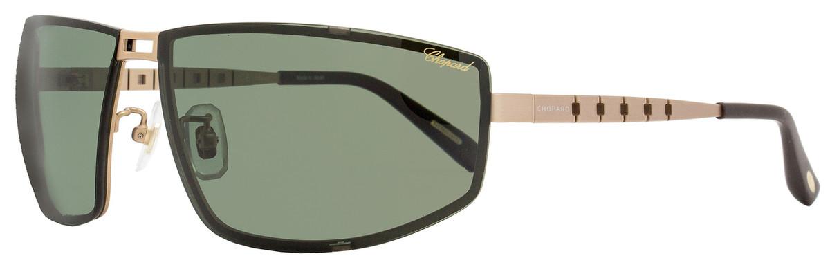 47e0dc8b17 Chopard Wrap Sunglasses SCHB02M L45P Satin Rose Gold ...