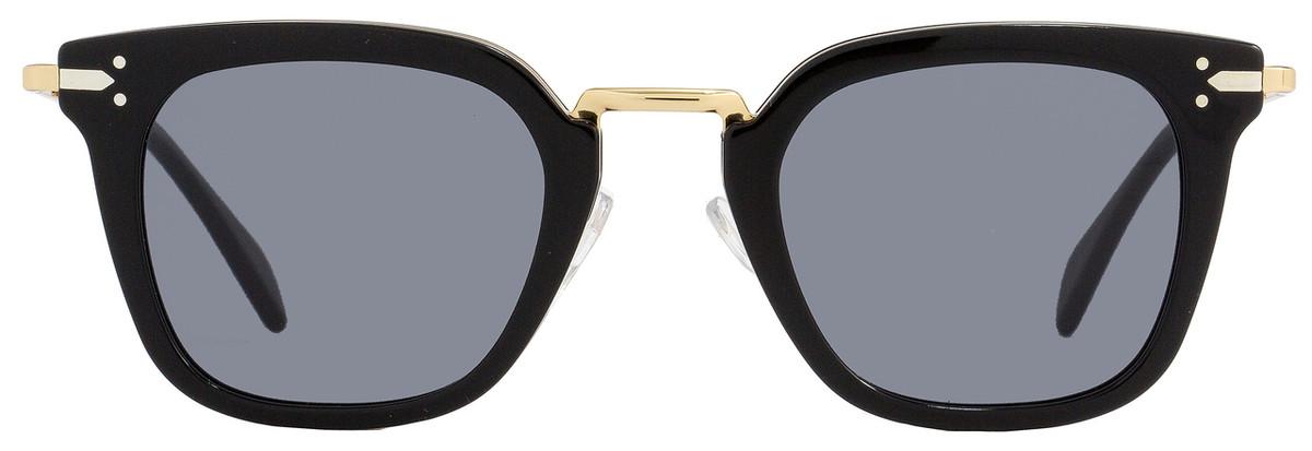 ca75b155e90 Celine Square Sunglasses CL41402S ANWG8 Black Gold 41402