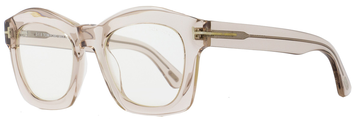 845f76c0a9bb2 Tom Ford Fashion Frames TF431 Greta 074 Transparent Dove Gray ...