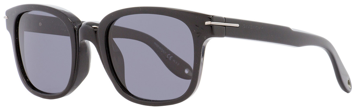 1fd04b99995 Givenchy Square Sunglasses GV7020FS 807TD Black Polarized ...
