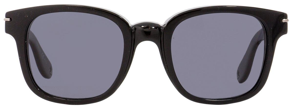 2643b4abd9a Givenchy Square Sunglasses GV7020FS 807TD Black Polarized 51mm 7020