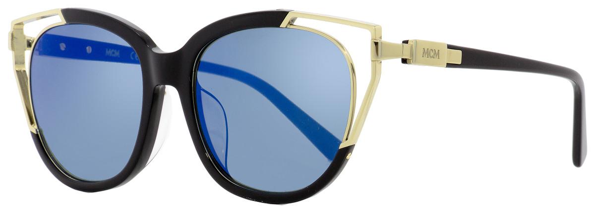 0d894a474ec2 Your cart. $0.00. Check out Edit cart · Home / Women / Women's Sunglasses /  MCM Cateye Sunglasses MCM660SA 001 Black/Gold ...