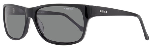 Corsa Sport Sunglasses Forza C03 Shiny Black Polarized