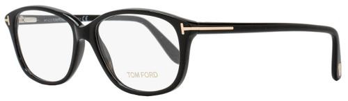 Tom Ford Oval Eyeglasses TF5316 001 Size: 54mm Black FT5316