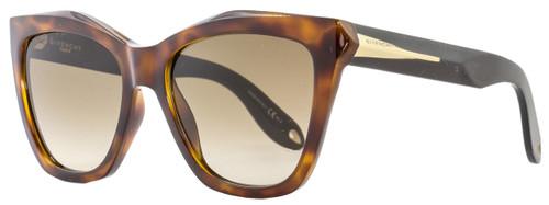 Givenchy Butterfly Sunglasses GV7008/S QONCC Havana/Black 7008