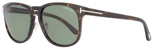 Tom Ford Oval Sunglasses TF346 Franklin 56N Havana FT0346